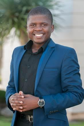 LEADER OF TOMORROW:   SANRAL Project Manager in training John Rammutla is behind South Africa's second annual Youth Conference that was held this week in Port Elizabeth.  Rammutla believes the youth of South Africa can bring about the change this country so desperately needs.
